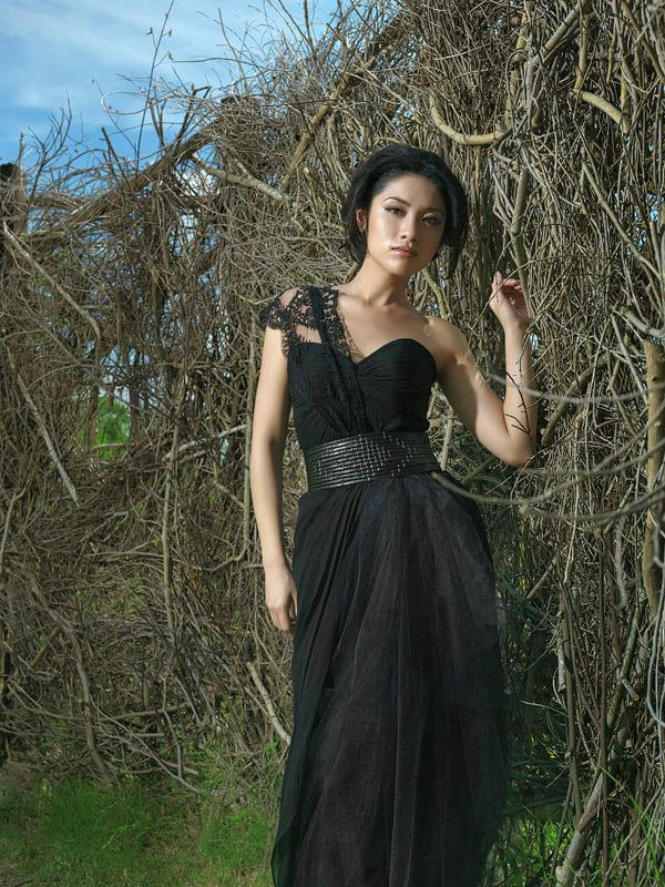 SC746 Jos + Rach gowns